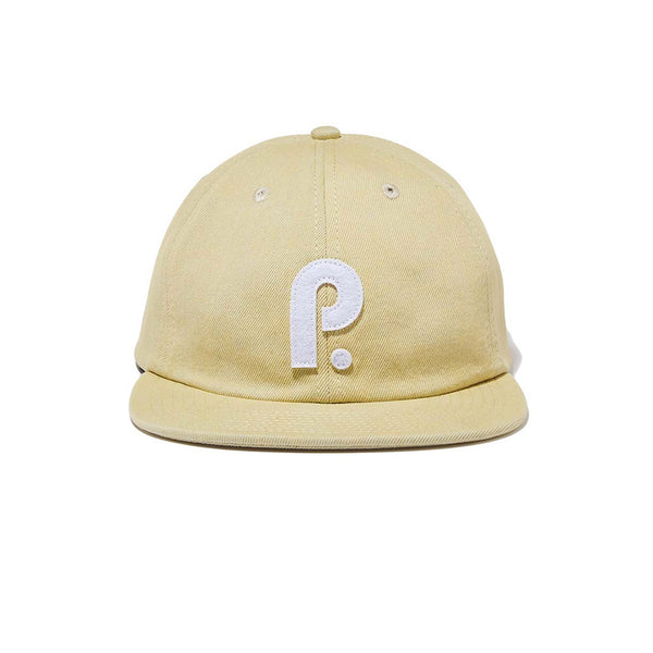 Paterson Denim Club Hat Khaki