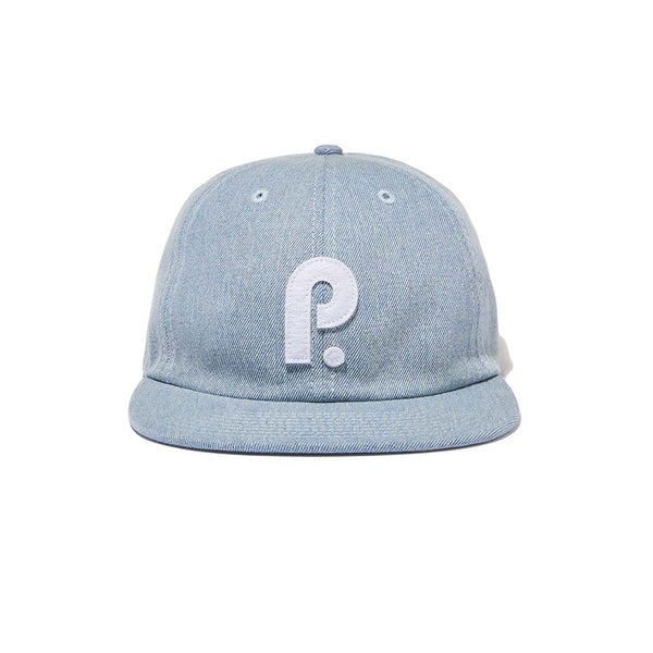Paterson Denim Club Hat Indigo