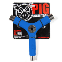 Pig Wheels Skate Tool Blue
