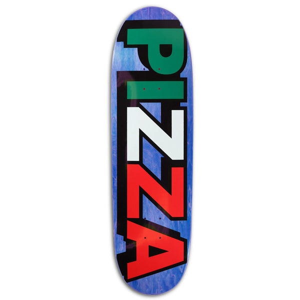 Pizza Trilogo (90's Round) 8.875 (Blue)