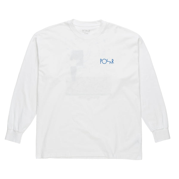 Polar Hanging A Painting Longsleeve White