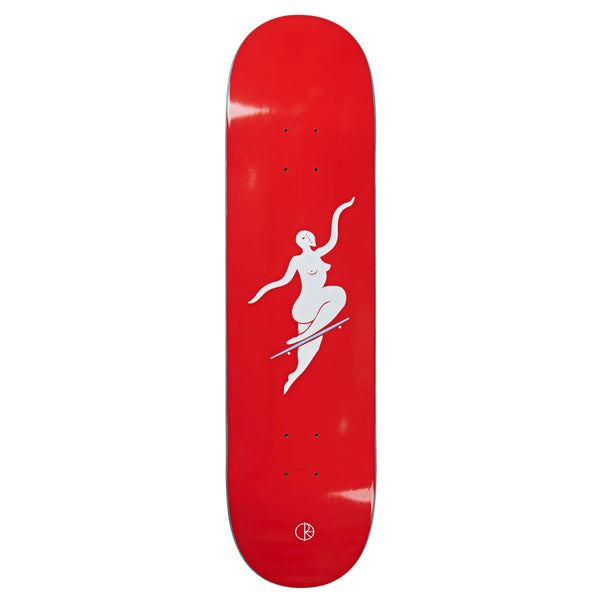 Polar No Comply Red 7.875
