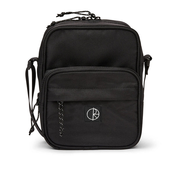 Polar Cordura Pocket Dealer Bag Black
