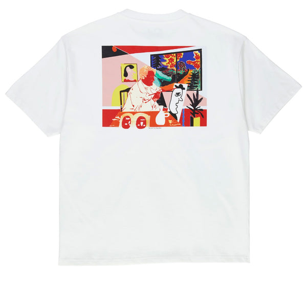 Polar The Artist Tee White