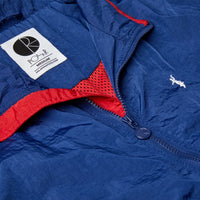 Polar Track Jacket Blue