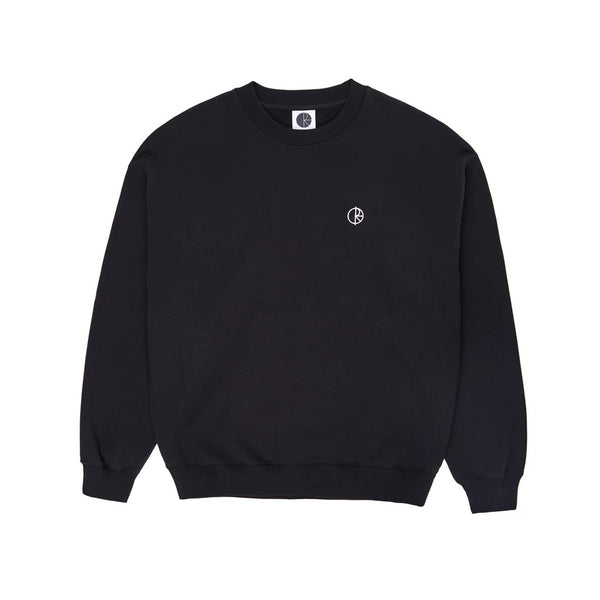 Polar Team Crewneck Black