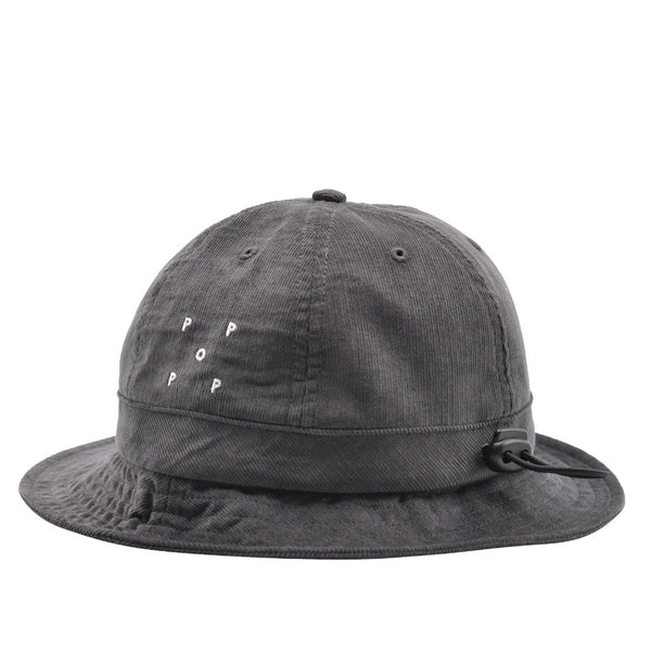 Pop Bell Hat Minicord Anthracite