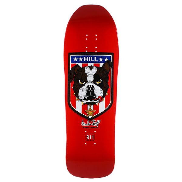 Frankie Hill Bulldog Red 10.0