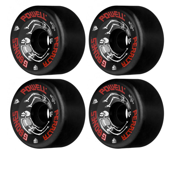 Bones Wheels G Bone Black 97A 64MM