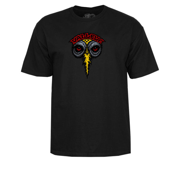 Powell Peralta Vallely Elephant Black Tee