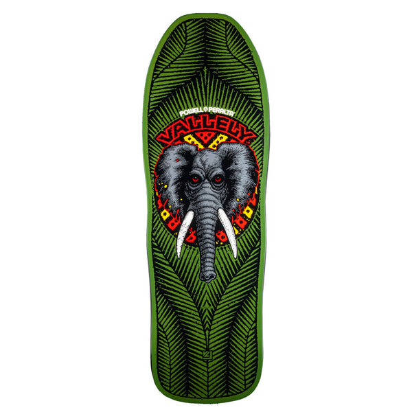 Powell Peralta Vallely Elephant Green 10.0