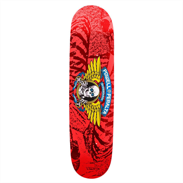 Powell Peralta Winged Ripper Red 7.0