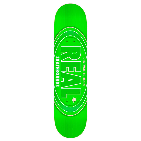 Real Oval Remix 7.75 (PP) Green