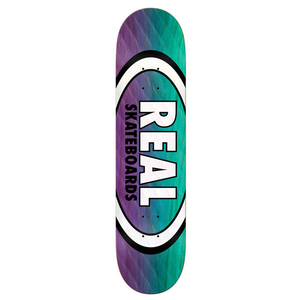 Real Parallel Fade Oval 8.12