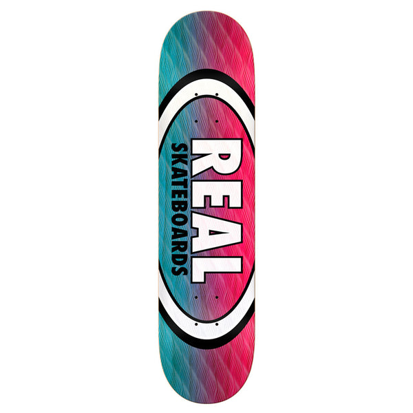 Real Parallel Fade Oval 8.25