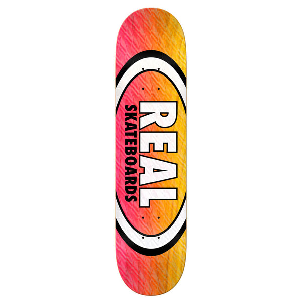 Real Parallel Fade Oval 8.50