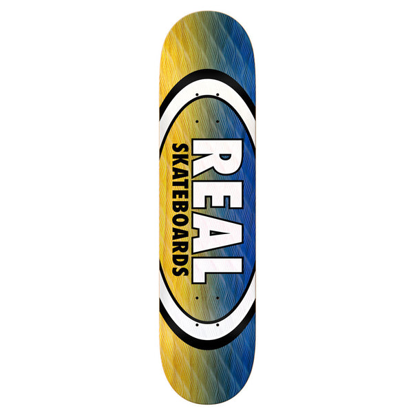 Real Parallel Fade Oval 8.06