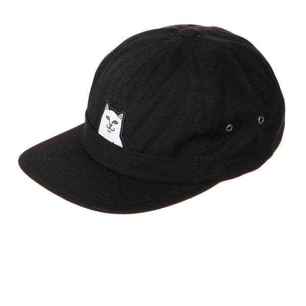 Lord Nermal Pocket Hat Black