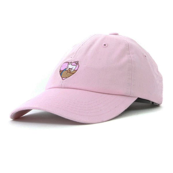 I Knead You Dad Hat Pink