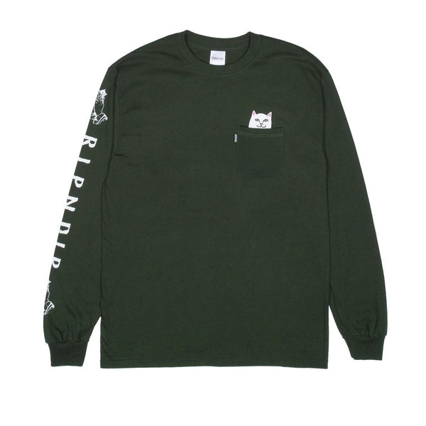 Lord Nermal Pocket LS Hunter Green