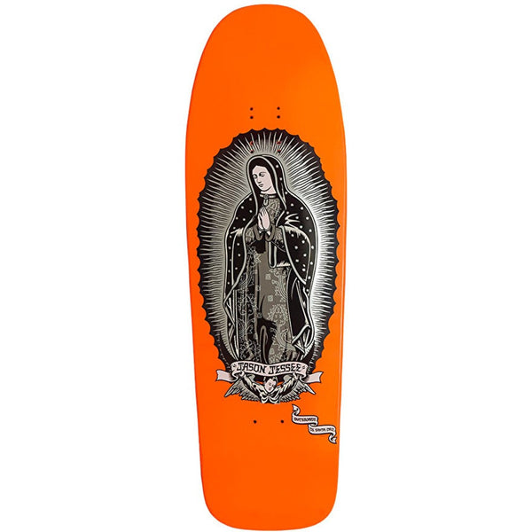 Santa Cruz Jessee Guadalupe Neon Orange Reissue 9.8