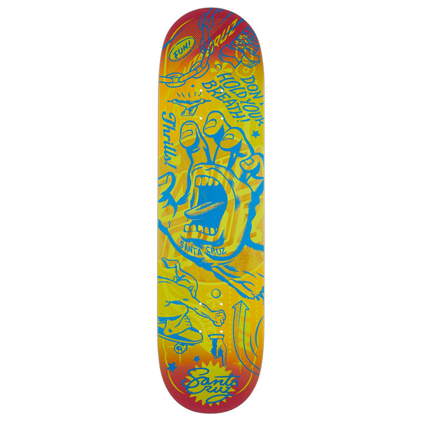 Santa Cruz Flash Hand Vx 8.25