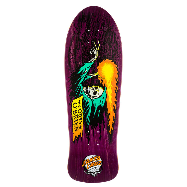 Santa Cruz OBrien Reaper Metallic Reissue 9.85 (Purple)