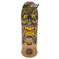 Santa Cruz Roskopp Face Reissue 9.5 (Lt Brown)