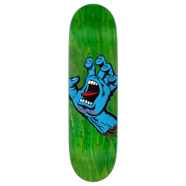 Santa Cruz Screaming Hand (Green) 8.80