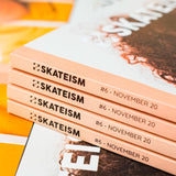 Skateism Magazine Issue 6