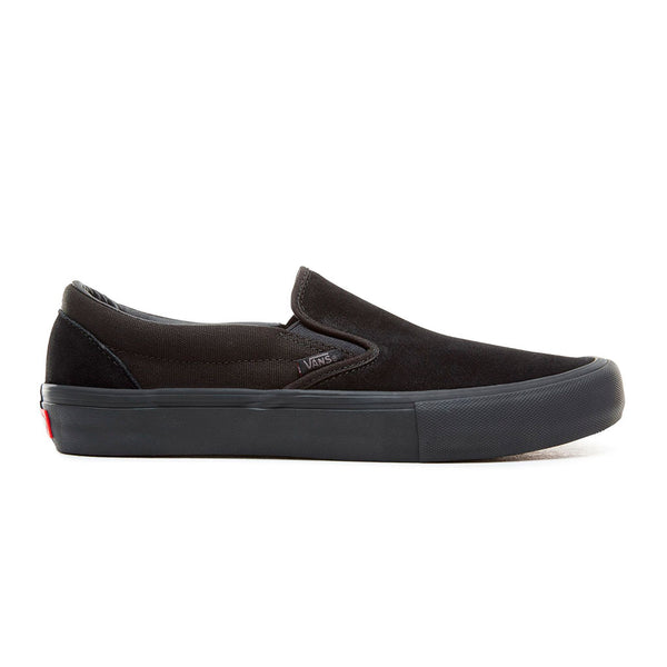 Vans Slip On Pro Blackout