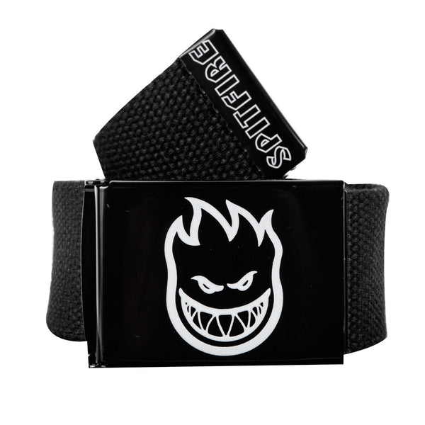 Spitfire Bighead Hombre Outline Black / White Belt