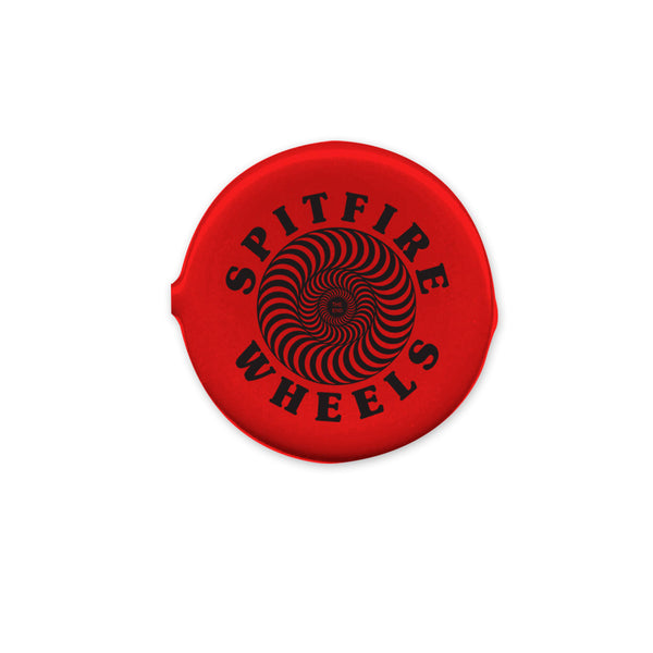 Spitfire Coin Purse Og Swirl Red