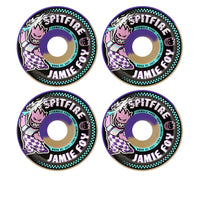 Spitfire F4 Conical Full 99Du Jamie Foy Purple 50 / 50 52mm