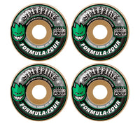 Spitfire F4 Conical Green Print 101Du 52mm