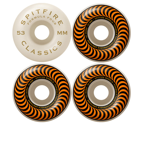 Spitfire Classic F4 101A 53mm (Orange)
