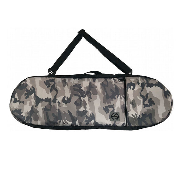 Subtle Skateboard Bag Camo Platinum
