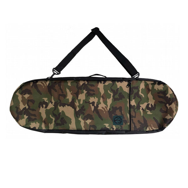 Subtle Skateboard Bag Camo Green