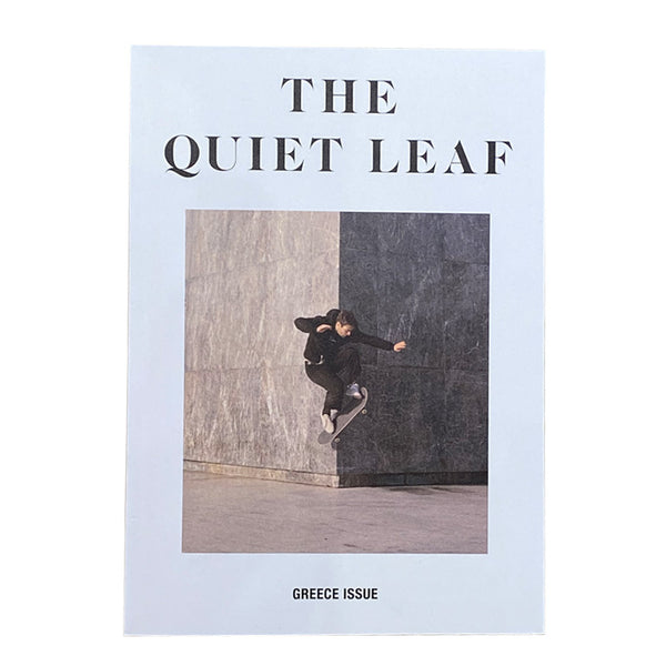 The Quiet Leaf Vol. 8 Greece