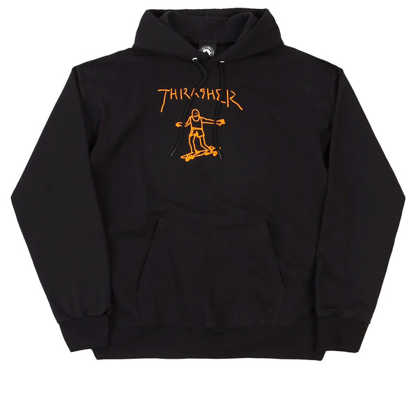 Thrasher Gonz Hood Black