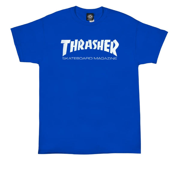Thrasher Skate Mag T-shirt Royal