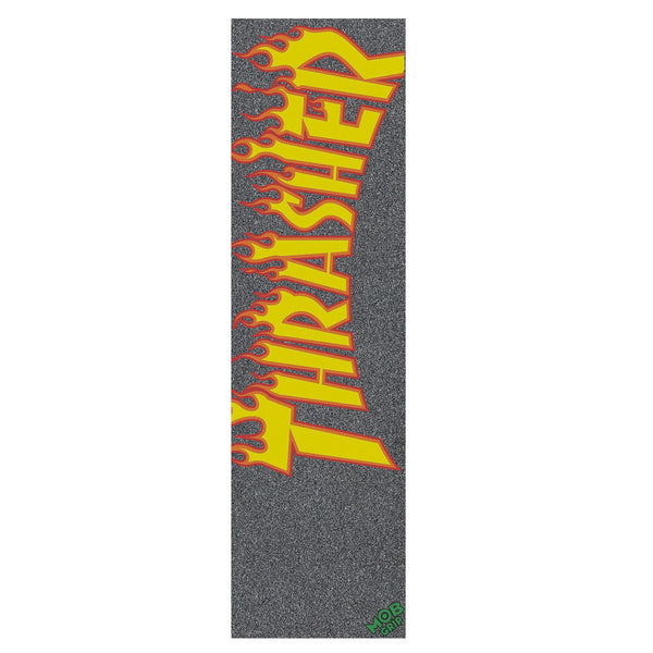 Mob Grip x Thrasher Griptape Flame Graphic