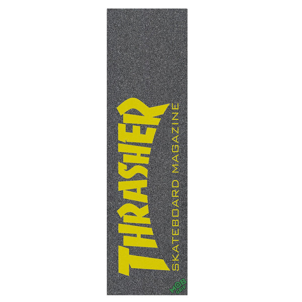Mob Grip x Thrasher Griptape Logo Yellow
