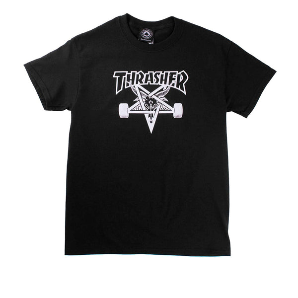Thrasher Skategoat T-shirt Black