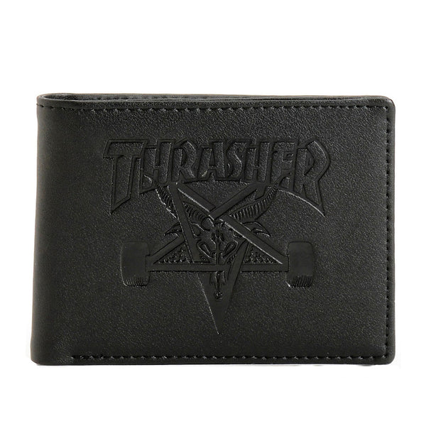 Thrasher Skategoat Wallet Black