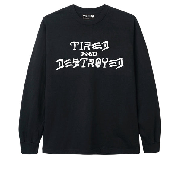 Tired T&D LS Black
