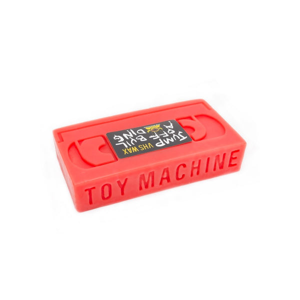 Toy Machine VHS Wax Jump Off...