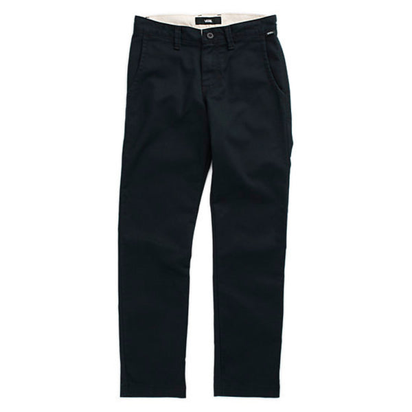 Vans Authentic Chino Pant Black Q.