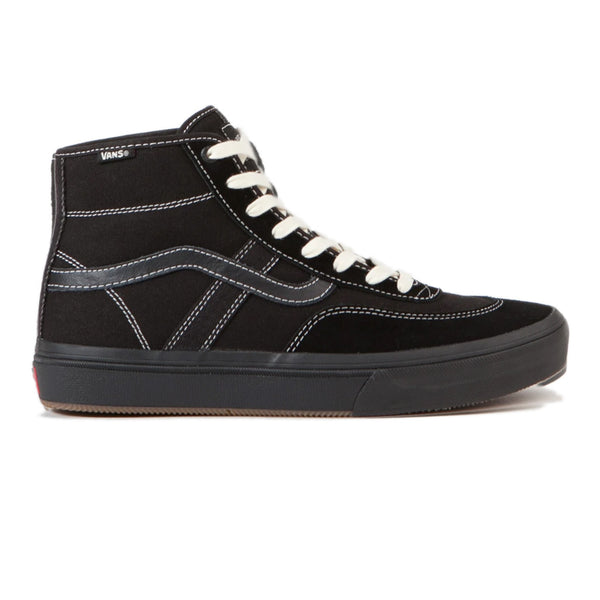 Vans Crockett High Pro Black / Black