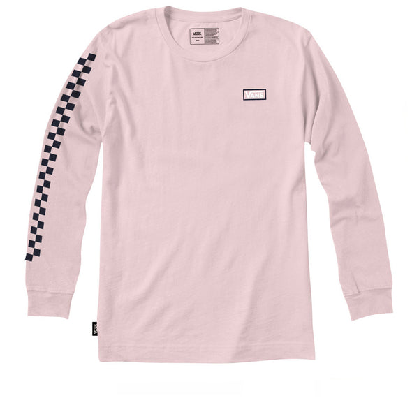Vans Off The Wall Classic LS Cool Pink